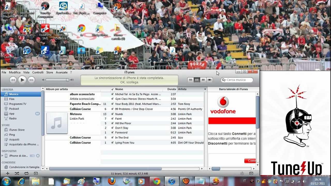 Come trasferire musica da PC ad iPhone - ChimeraRevo