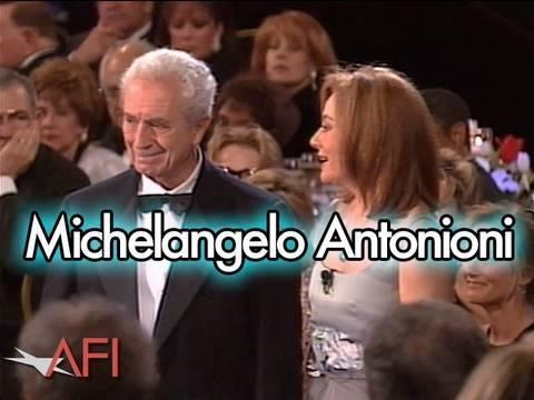 Michelangelo Antonioni Salutes Martin Scorsese at the AFI Life Achievement Award