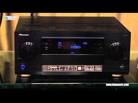 Pioneer SC-LX87-S - Amplificateur audio-vidéo 9.2