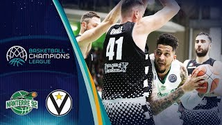 Nanterre 92 v segafredo virtus bologna - full game qtr-final basketball champions league 2018-19