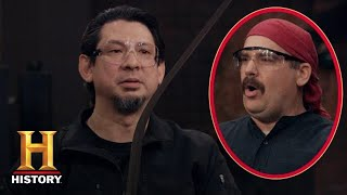 Forged in Fire: *10 MORE* CATASTROPHIC WEAPON FAILURES   History