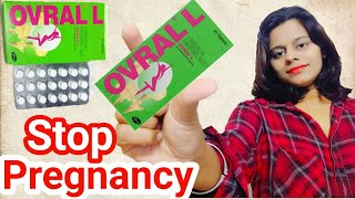 OVRAL L Contraceptive Tablet Review II ovral L kaise use kare ? II Birth Control Pill