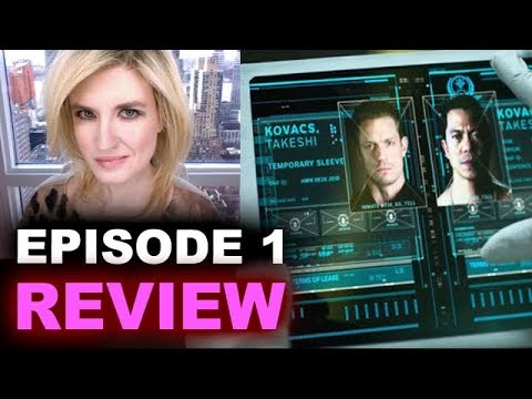 Altered Carbon Episode 1 REVIEW