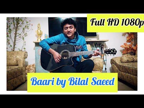 Baari by Bilal saeed   Acoustic version   Moiz Abbas MA