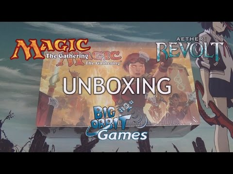 Magic The Gathering: Rivals of Ixalan Booster Unboxing from YouTube · Duration:  44 minutes 56 seconds