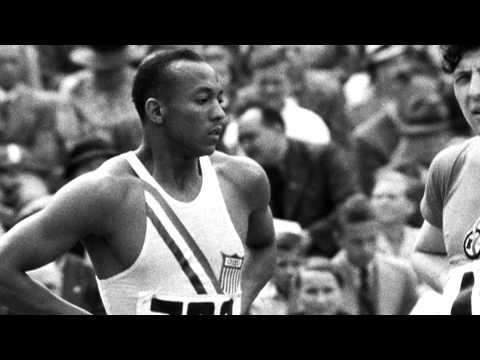 Jesse Owens -- 100 mètres -- Berlin 1936