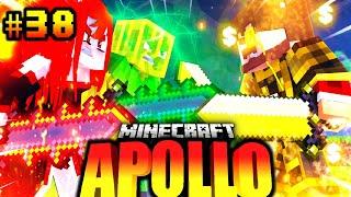 HADES & FLO und DIE ENTSCHEIDUNG?! - Minecraft APOLLO #38 [Deutsch/HD]