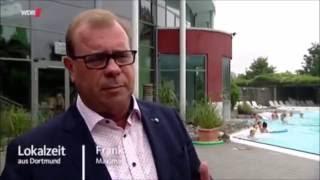 Hochsicherheitsschwimmbad in Hamm - wöchentlich sexuelle Übergriffe