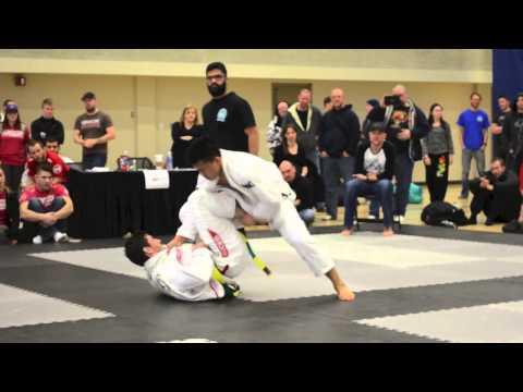 Walton Chung vs  Tim Blanchard