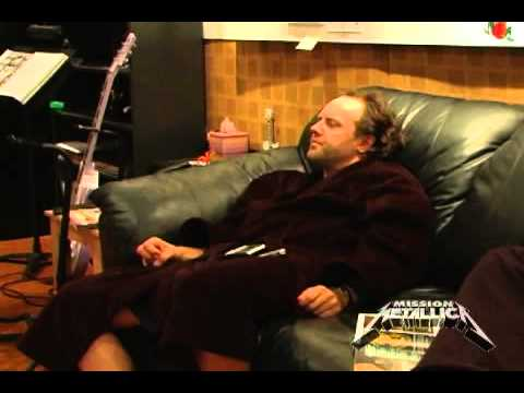 Mission Metallica: Fly on the Wall Platinum Clip (June 8, 2008)