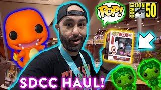 Huge Funko Pop Target SDCC 2019 Debut Exclusive Haul! Video