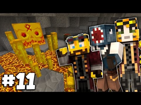 Minecraft - TIME TRAVELLERS! - TRICKY TREASURE! #11 W/Stampy & Ash!
