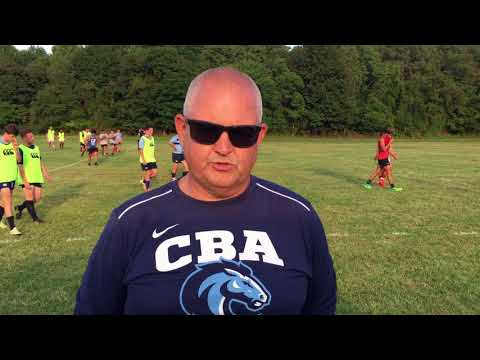 Pat Moroney, Christian Brothers Academy Head Rugby Coach
