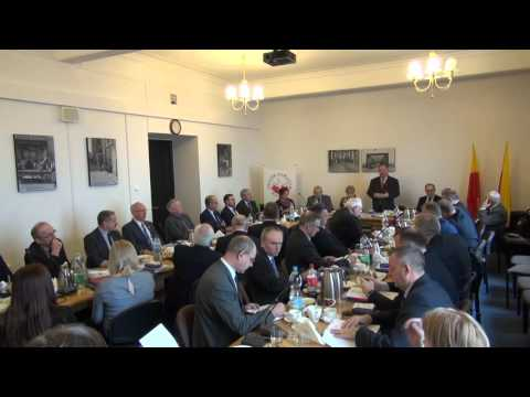 Posiedzenie Komisji Rewizyjnej oraz Zarządu ZPP, 29 luty 2016 roku, Warszawa
