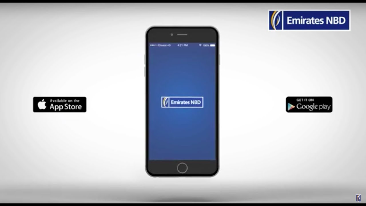 Mobile Banking App - Download Now | Emirates NBD