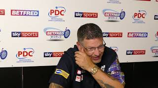 Gary Anderson has his belief back following Noppert victory | World Matchplay 2019