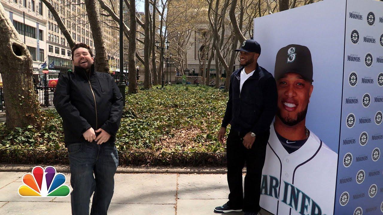 Aaron Judge. Robinson Cano show why it's so hard to hype MLB stars