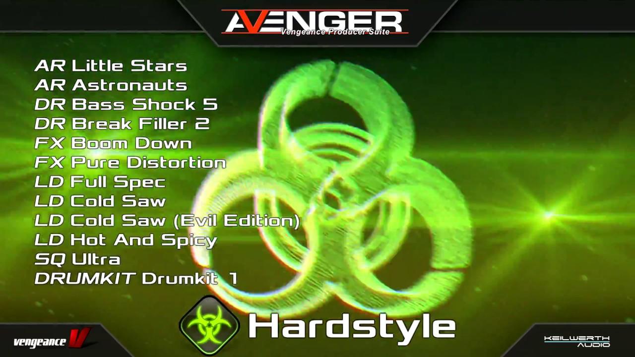XP - Hardstyle (for VSP Avenger)