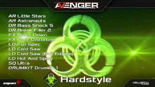 Vengeance Producer Suite - Avenger - Hardstyle Expansion Demo