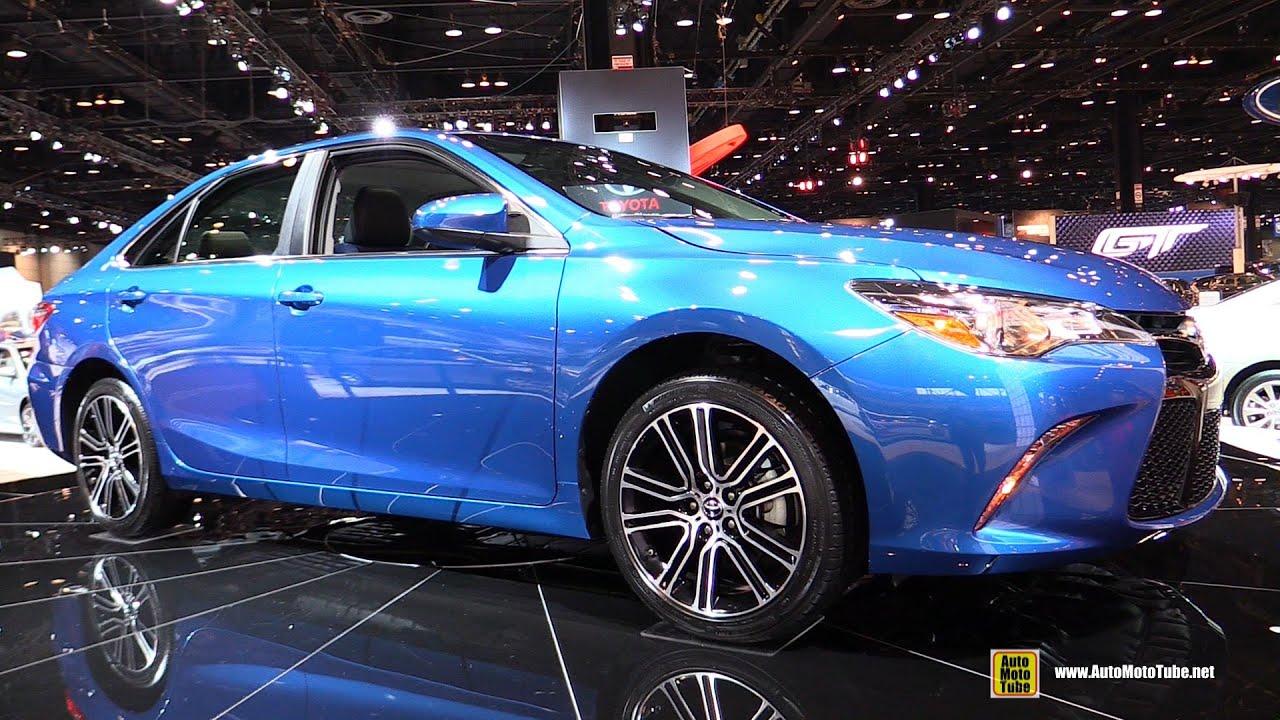 Interior All New Camry 2016 Ukuran Wiper Depan Grand Avanza Toyota Se Special Edition Exterior And