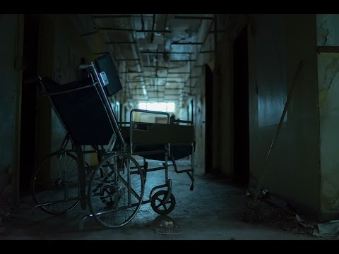St. Ignatius Hospital, Colfax Washington - A Real Paranormal Lockdown Episode - Haunted Hospital