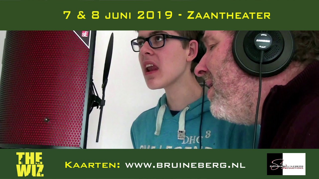 Familiemusical THE WIZ - Zaantheater 2019