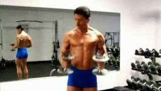 Bodybuilding Exercises - Sharpen Your Shoulders!