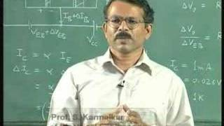 """Lecture-28-Bipolar Junction Transistor(Contd)"