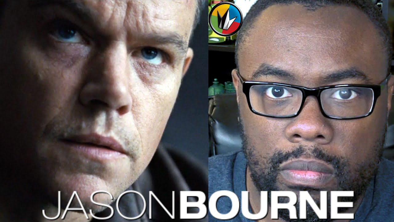 Jason Bourne 2016 The Bourne Movies Catching Up With Andre Youtube