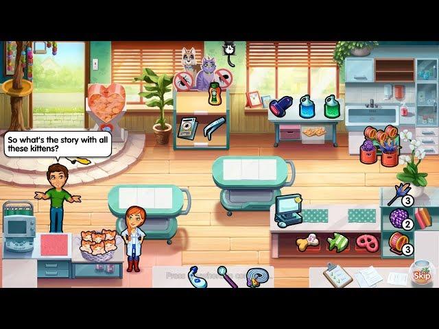 Dr. Cares 2: Amy's Pet Clinic Level 6