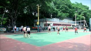 15-16 甲組學界排球 大雄對李國寶