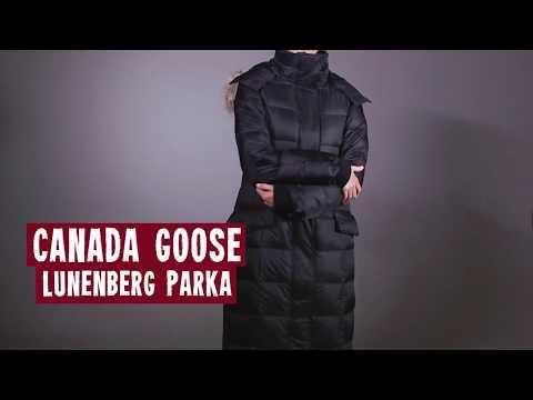 Canada Goose Women's Lunenberg Parka 2017 Review