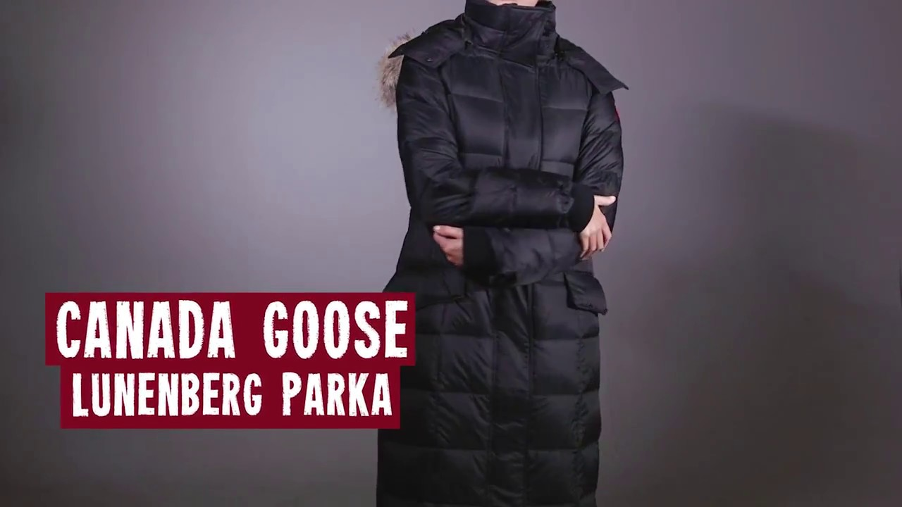 a056a9ff4e40 Canada Goose Women s Lunenberg Parka 2017 Review - YouTube