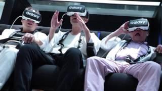 2016年5月19日、商業施設の「KITTE」(東京都千代田区)に体験パーク「G...