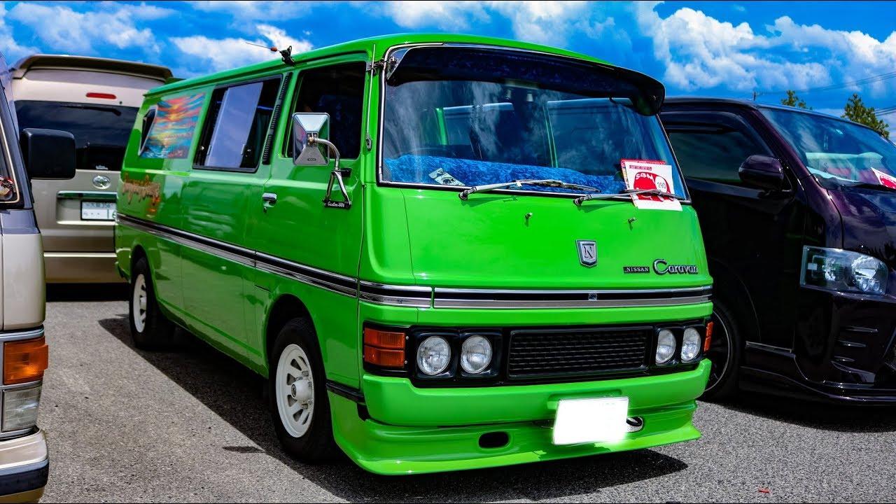 Hd Nissan Urvan E20 Modified