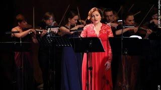 Ария Иоланты из оперы Чайковского / Iolanta's aria from the opera by Tchaikovsky