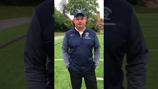 ‪Cranbrook-Kingswood Head Coach Scott Steward talks to The D Zone about the team's performance