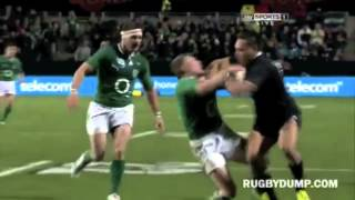 The All Blacks - Tackling Highlights