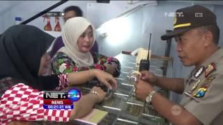 Aksi Pencuri Toko Emas di Jombang Terekam Kamera CCTV - NET24