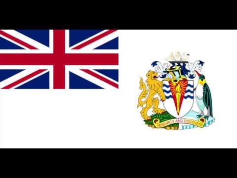 Ten Hours of the Territorial Anthem of the British Antarctic Territory