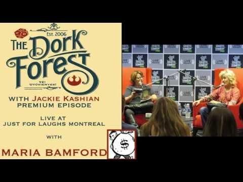 TDF Ep364 LIVE w Maria Bamford at JFL Montreal Teaser