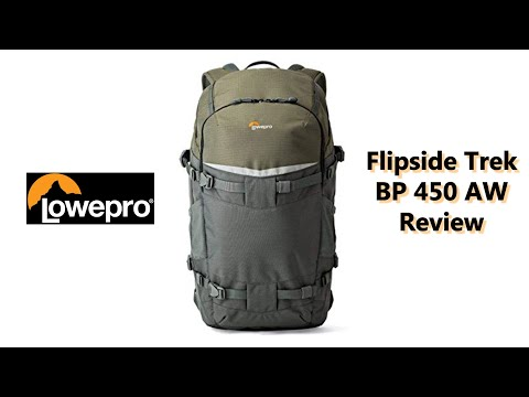Lowepro Flipside Trek BP 450 AW Review