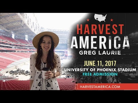 SETTING UP FOR HARVEST AMERICA! PHOENIX TRAVEL VLOG! HARVEST AMERICA PHOENIX VLOG DAY 2