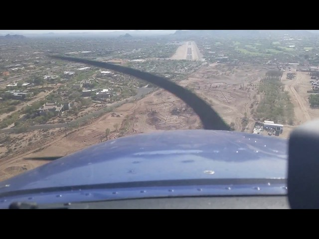 Private Airport - Skyranch landing