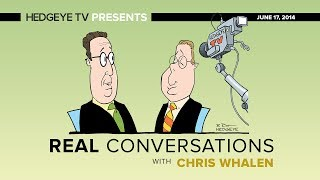 Real Conversations: Chris Whalen On Housing, Banks, and Economic Risks