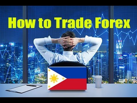 How to become a Forex Trader in the Philippine Full Guide (Tagalog Tutorial)