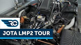 600HP, 24 Hours Non-Stop!   LMP2 Jota Sport [#TECHTOUR]