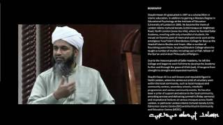 Family life in Islam - by Sheikh Hasan Ali - Part 6 - How to raise children