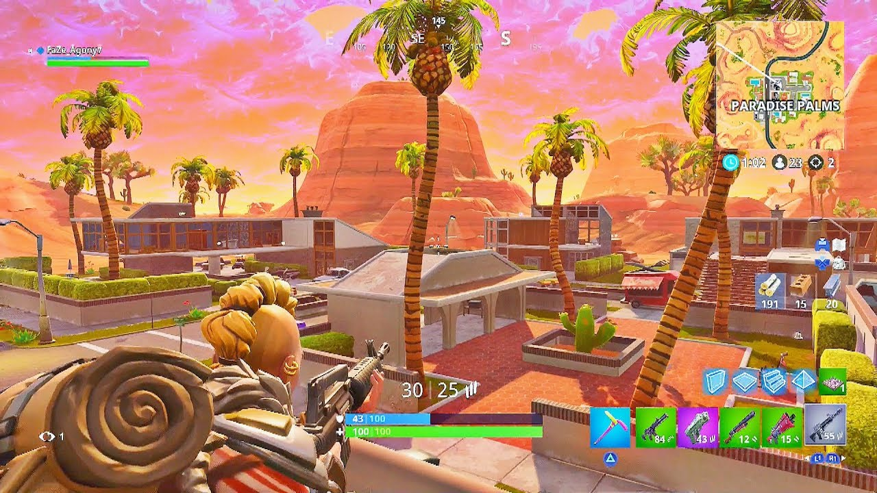 The New Fortnite Map Is Amazing Fortnite Season 5 Gameplay Youtube
