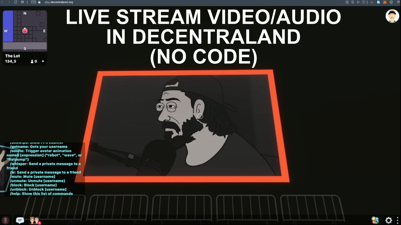Streaming Video in DCL